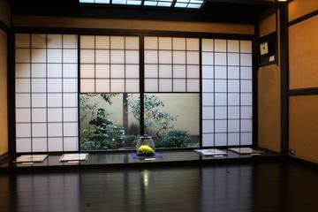 京の町屋と自然史標本の組み合わせが生み出す居心地の良い空間『日本文化を育んだ自然 where culture meets nature』