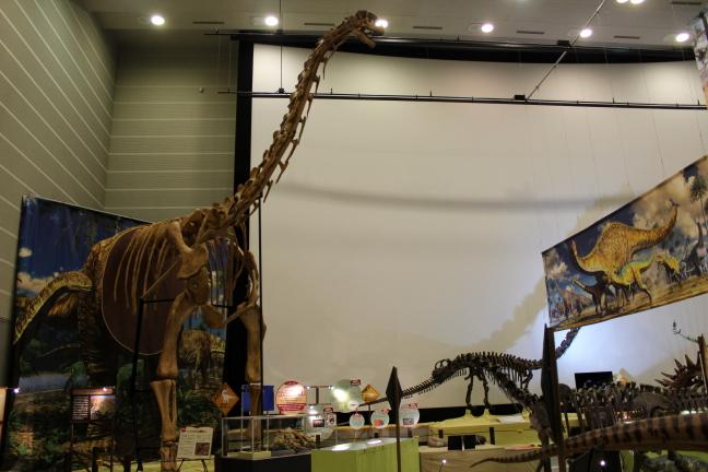 特別展『メガ恐竜展in豊橋』