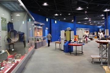 大規模なプラネタリウムが売り。大阪市立科学館